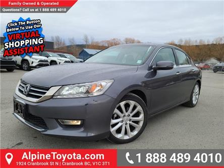 2013 Honda Accord Touring (Stk: C156353B) in Cranbrook - Image 1 of 23