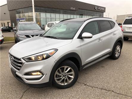 2017 Hyundai Tucson SE (Stk: 4393) in Brampton - Image 1 of 12