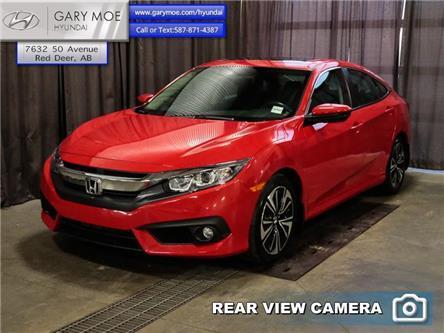 2017 Honda Civic EX-T (Stk: VP7683) in Red Deer - Image 1 of 24