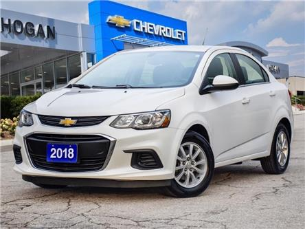 2018 Chevrolet Sonic LT Auto (Stk: WN107112) in Scarborough - Image 1 of 27