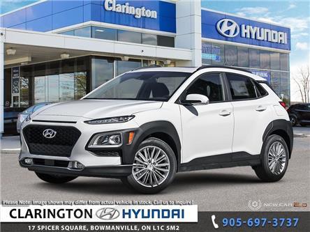 2021 Hyundai Kona 2.0L Luxury (Stk: 20851) in Clarington - Image 1 of 24