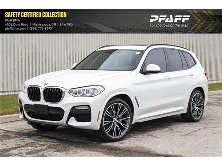 2018 BMW X3 xDrive30i (Stk: 24014A) in Mississauga - Image 1 of 21