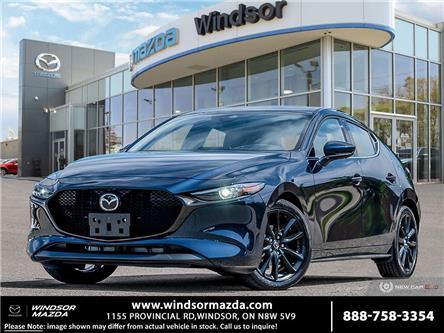 2021 Mazda Mazda3 Sport GT (Stk: M30539) in Windsor - Image 1 of 23