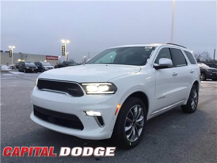 2021 Dodge Durango Citadel (Stk: M00123) in Kanata - Image 1 of 30