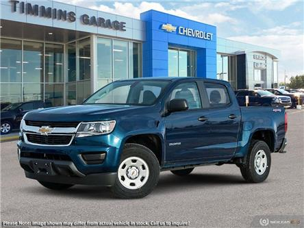 2021 Chevrolet Colorado WT (Stk: 21232) in Timmins - Image 1 of 20