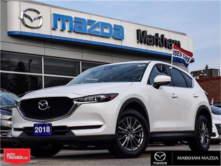 2018 Mazda CX-5 GS (Stk: N210230A) in Markham - Image 1 of 27