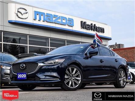 2020 Mazda MAZDA6 Signature (Stk: G200277A) in Markham - Image 1 of 30