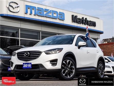 2016 Mazda CX-5 GT (Stk: Z210160A) in Markham - Image 1 of 30