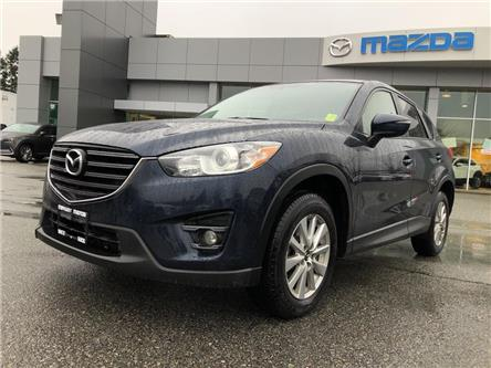 2016 Mazda CX-5 GS (Stk: 821805J) in Surrey - Image 1 of 15