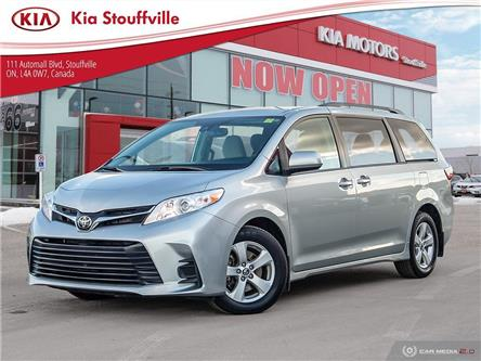 2019 Toyota Sienna LE 8-Passenger (Stk: P0285) in Stouffville - Image 1 of 25