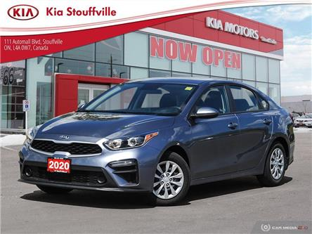 2020 Kia Forte LX (Stk: P0162) in Stouffville - Image 1 of 26