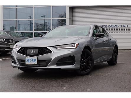 2021 Acura TLX Tech (Stk: 19395) in Ottawa - Image 1 of 30