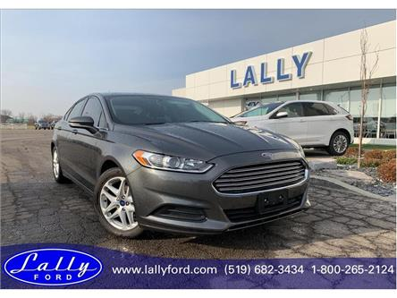 2015 Ford Fusion SE (Stk: 26246A) in Tilbury - Image 1 of 16