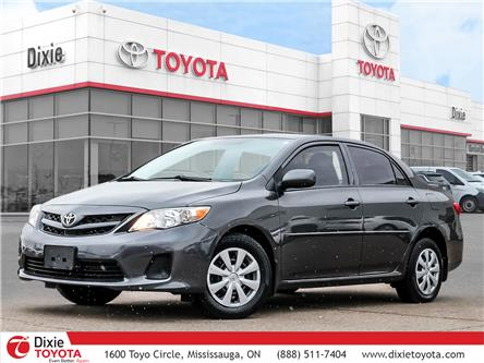 2013 Toyota Corolla LE (Stk: D210392A) in Mississauga - Image 1 of 21