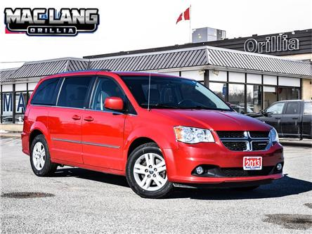 2013 Dodge Grand Caravan Crew (Stk: P2698A) in Orillia - Image 1 of 26