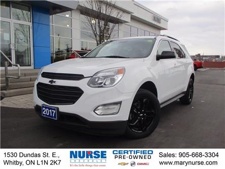 2017 Chevrolet Equinox LT (Stk: 21K047A) in Whitby - Image 1 of 27