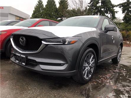 2021 Mazda CX-5 Signature (Stk: 115393) in Surrey - Image 1 of 5