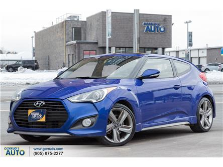 2013 Hyundai Veloster Turbo (Stk: 159778) in Milton - Image 1 of 22