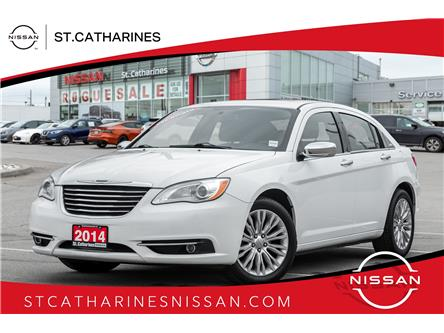 2014 Chrysler 200 Limited (Stk: SSP370) in St. Catharines - Image 1 of 18