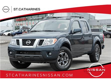 2019 Nissan Frontier PRO-4X (Stk: P2853) in St. Catharines - Image 1 of 20