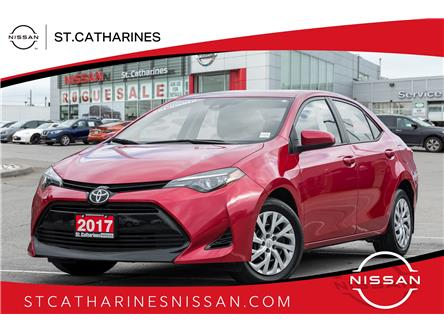 2017 Toyota Corolla LE (Stk: P2859) in St. Catharines - Image 1 of 18