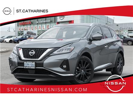 2020 Nissan Murano Limited Edition (Stk: P2854) in St. Catharines - Image 1 of 22