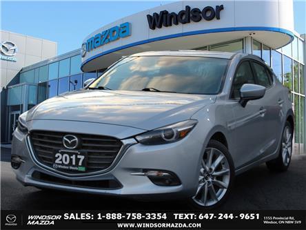 2017 Mazda Mazda3 GT (Stk: PR3816) in Windsor - Image 1 of 25