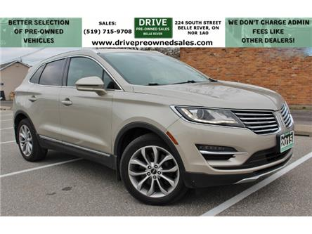 2015 Lincoln MKC Base (Stk: D0326A) in Belle River - Image 1 of 29
