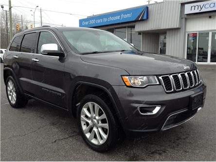 2017 Jeep Grand Cherokee Limited (Stk: 201302) in Kingston - Image 1 of 25