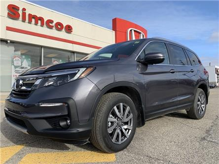 2021 Honda Pilot EX (Stk: 21024) in Simcoe - Image 1 of 22