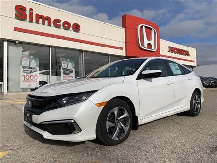 2020 Honda Civic LX (Stk: 20187) in Simcoe - Image 1 of 17