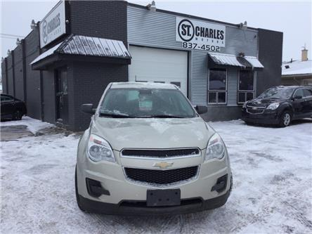2013 Chevrolet Equinox LS (Stk: ) in Winnipeg - Image 1 of 17