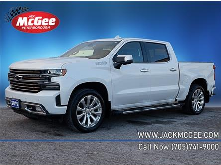 2019 Chevrolet Silverado 1500 High Country (Stk: 21035A) in Peterborough - Image 1 of 20