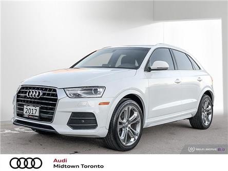 2017 Audi Q3 2.0T Progressiv (Stk: P8588) in Toronto - Image 1 of 25