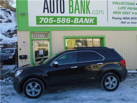 2014 Chevrolet Equinox 1LT (Stk: ) in Sudbury - Image 1 of 6