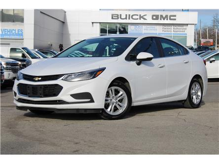 2018 Chevrolet Cruze LT Auto (Stk: R12726) in Toronto - Image 1 of 28