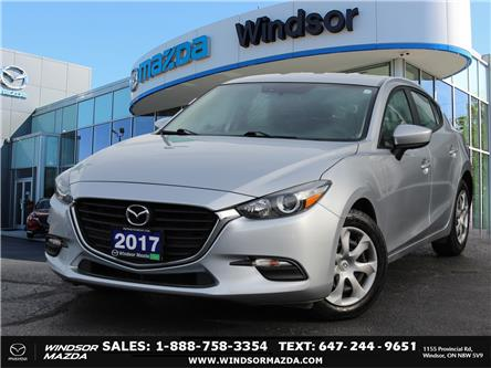 2017 Mazda Mazda3 Sport GX (Stk: PR8051) in Windsor - Image 1 of 24