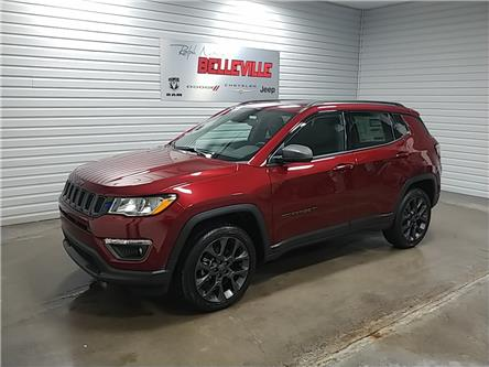 2021 Jeep Compass North (Stk: 1039) in Belleville - Image 1 of 9