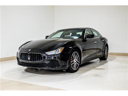 2014 Maserati Ghibli Base (Stk: UC1574) in Calgary - Image 1 of 20