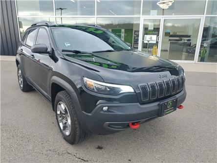 2019 Jeep Cherokee Trailhawk (Stk: 5860 Ingersoll) in Ingersoll - Image 1 of 30