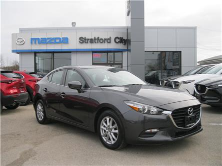 2018 Mazda Mazda3 GS (Stk: 00614) in Stratford - Image 1 of 22
