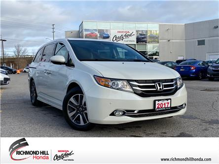 2017 Honda Odyssey Touring (Stk: 212022P) in Richmond Hill - Image 1 of 26