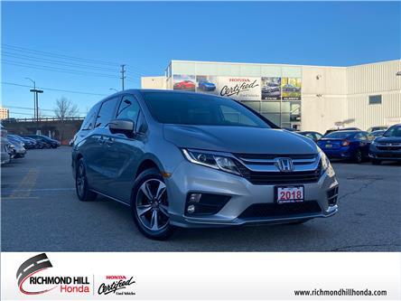 2018 Honda Odyssey EX (Stk: 2269P) in Richmond Hill - Image 1 of 25