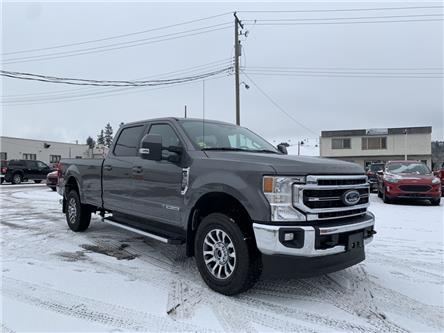2021 Ford F-350 Lariat (Stk: 21T005) in Quesnel - Image 1 of 18