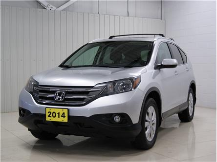 2014 Honda CR-V Touring (Stk: P6110A) in Sault Ste. Marie - Image 1 of 16