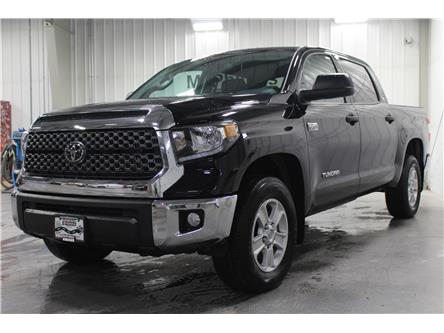 2021 Toyota Tundra SR5 (Stk: X978125) in Winnipeg - Image 1 of 17
