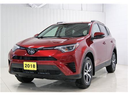 2018 Toyota RAV4 LE (Stk: P6183) in Sault Ste. Marie - Image 1 of 15