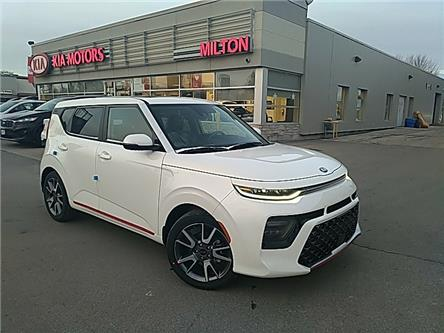 2021 Kia Soul GT-Line Limited (Stk: 765321) in Milton - Image 1 of 13