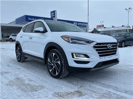 2021 Hyundai Tucson Ultimate (Stk: 50027) in Saskatoon - Image 1 of 11