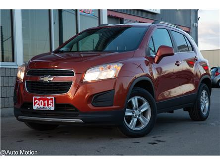2015 Chevrolet Trax 2LT (Stk: 201125) in Chatham - Image 1 of 22